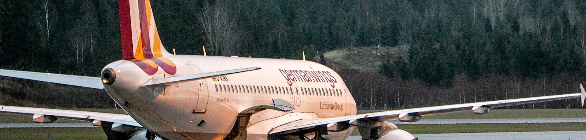 Un avion Germanwings, le 9 décembre 2014, à Stockholm. (Illustration)