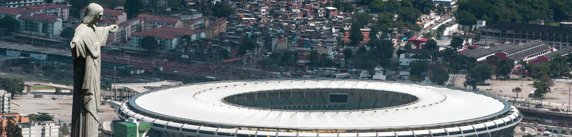Le mythique Maracana de Rio de Janeiro a accueilli sept matches du Mondial 2014, dont la finale (illustration)