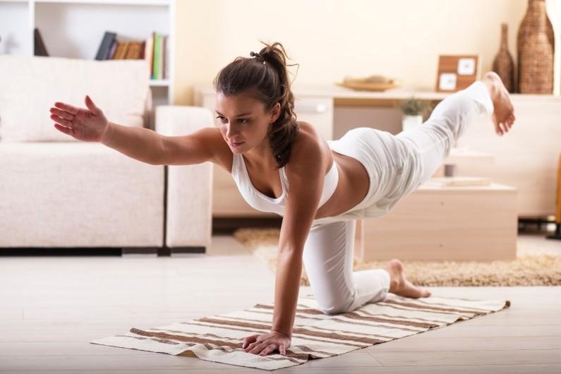 Video Comment Faire De L Exercice Chez Soi 10 Minutes Par Jour