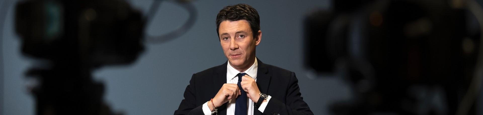 Benjamin Griveaux, le 14 février 2020