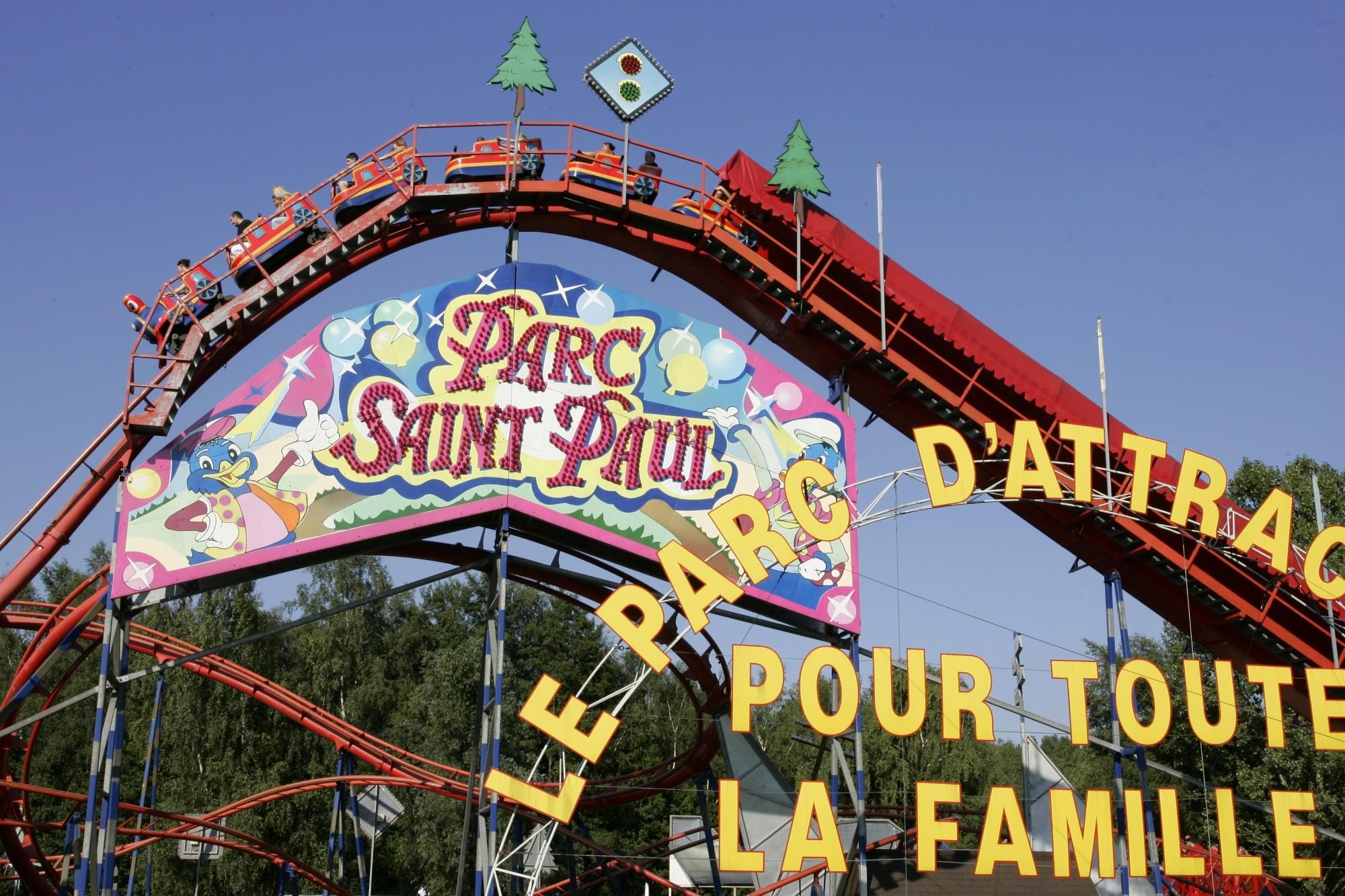 parc d attraction
