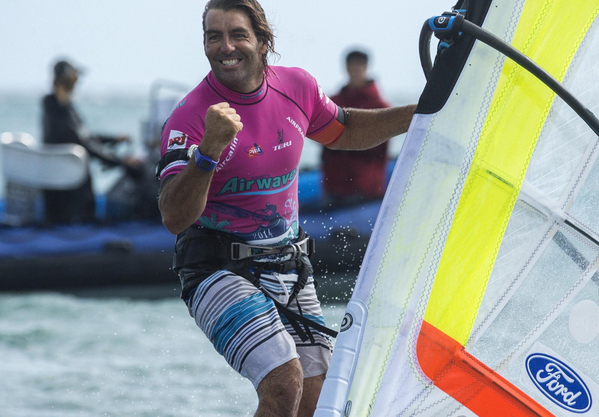 Windsurf Antoine Albeau Etablit Deux Nouveaux Records Du Monde