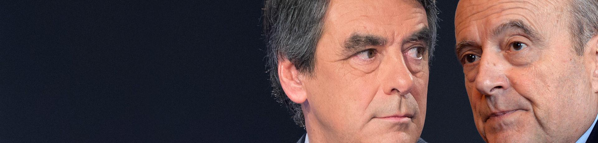 Le Grand Débat François Fillon face à Alain Juppé