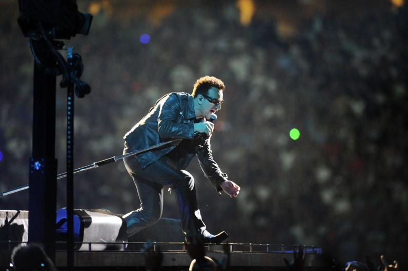 """Le 14e album de U2, """"Songs Of Experience"""", sortira en 2016"""