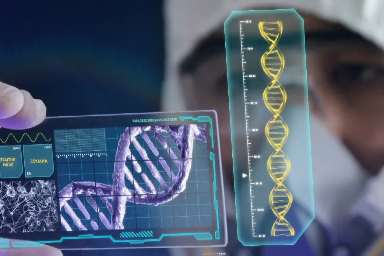 Les tests ADN à la maison !
