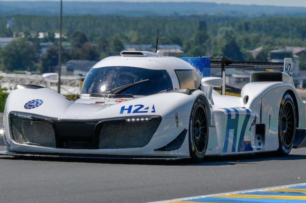 24 Heures Du Mans 2019 Première Mondiale Pour Les Voitures De Course à Hydrogène