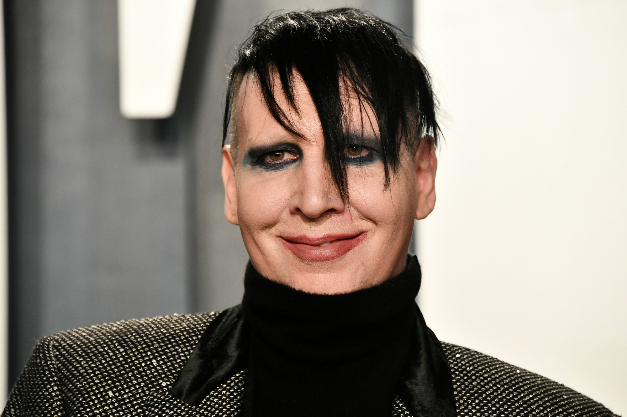 Marilyn Manson : la police se rend à son domicile après l'appel d'un ami inquiet - RTL.fr