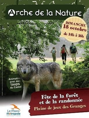 """""""Fête de la forêt et de la randonnée"""""""
