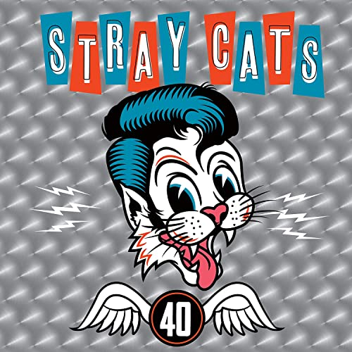 STRAY CATS sur Rtl