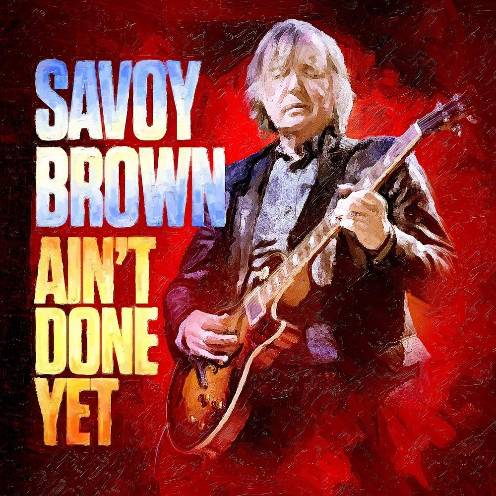 Rockin' in Louisiana - SAVOY BROWN