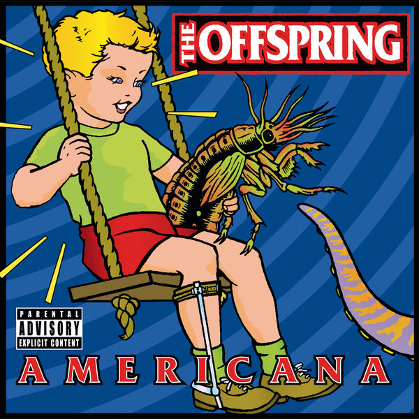 THE OFFSPRING sur Rtl2