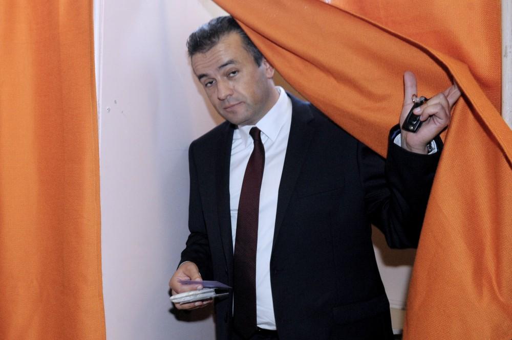 Le conseiller général du Var Laurent Lopez (FN), canton de Brignoles (Var)