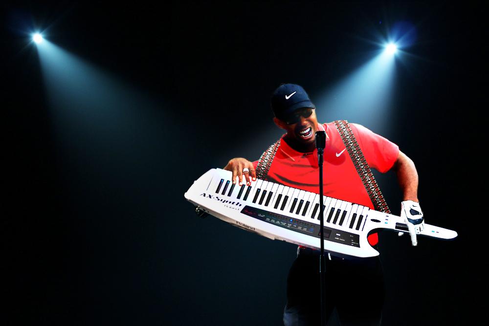 Un musicien de talent, façon Stevie Wonder