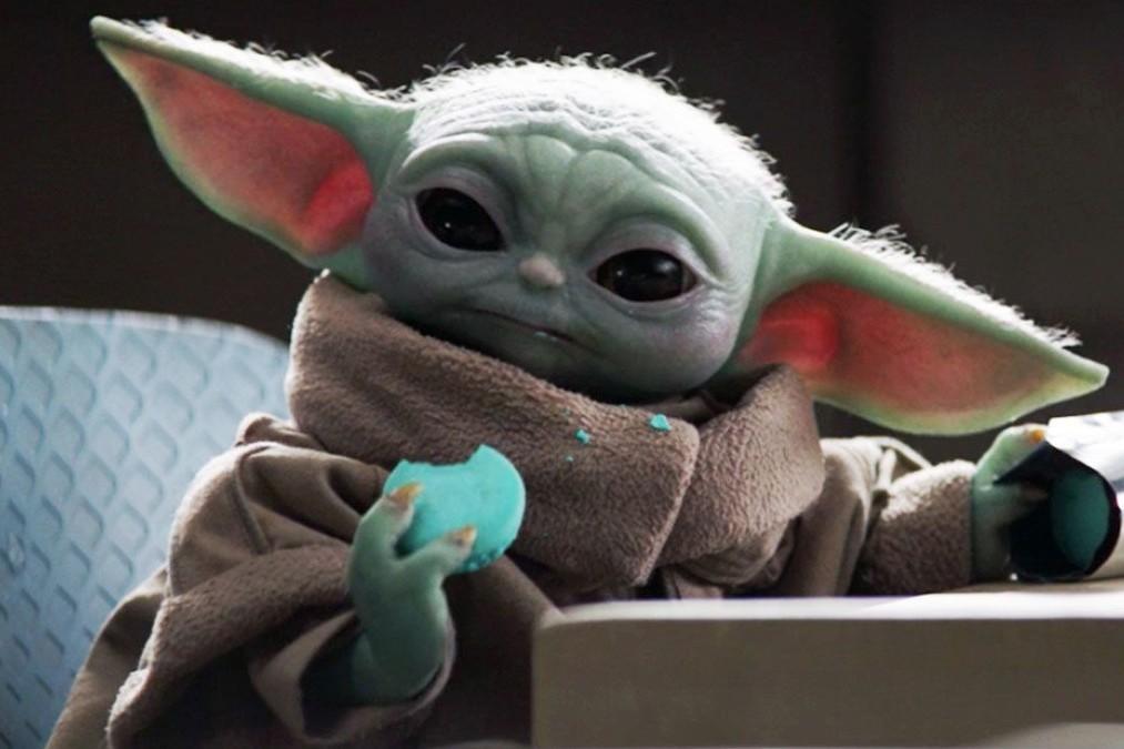 """Les macarons dévorés par Baby Yoda dans """"The Mandalorian"""" sont déjà en vente..."""