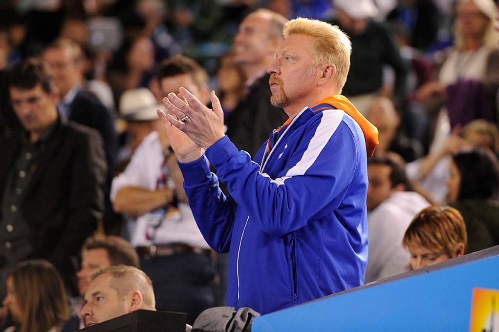 Boris Becker peut applaudir, son poulain a pris le meilleur sur le tenant du titre