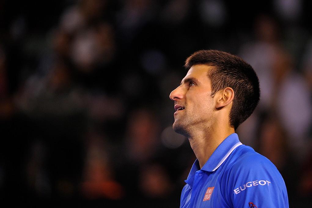 Le numéro 1 mondial a perdu le 4e set, avant de se ressaisir dans la dernière manche