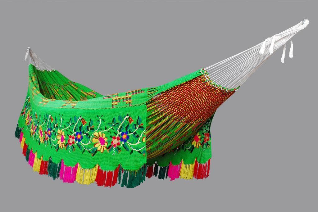 Le hamac Chinchorros des indiens Wayuu de la Guajira