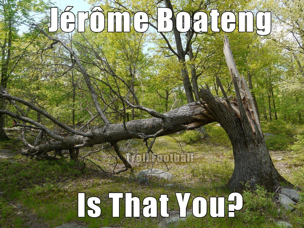 """""""Jerome Boateng, est-ce que c'est bien toi ?"""""""