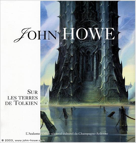 John Howe sur les terres de Tolkien à 30 euros sur Fnac.com