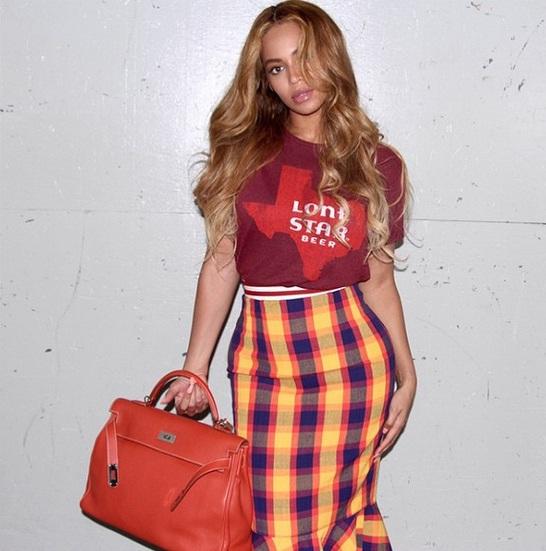 Beyoncé est 3e avec 45,2 millions d'abonnés