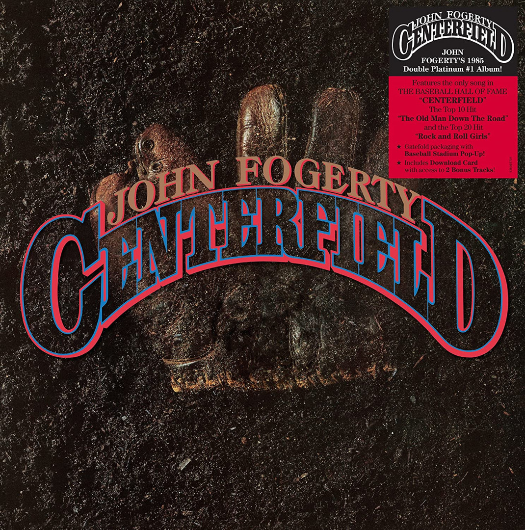 Centerfield (acoustic) [POWER PLAY] - JOHN FOGERTY
