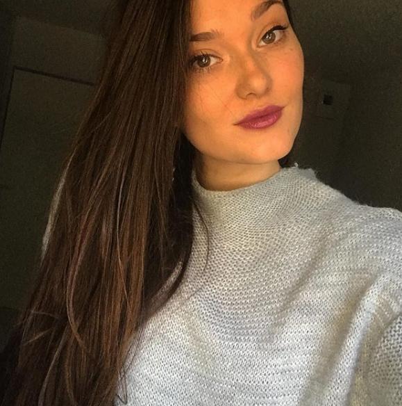 Justine Delmas représentera sa région le 14 décembre prochain lors de la finale du concours Miss France.
