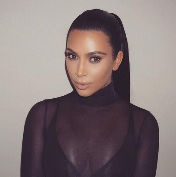 En troisième position : Kim Kardashian avec 63,6 millions de followers