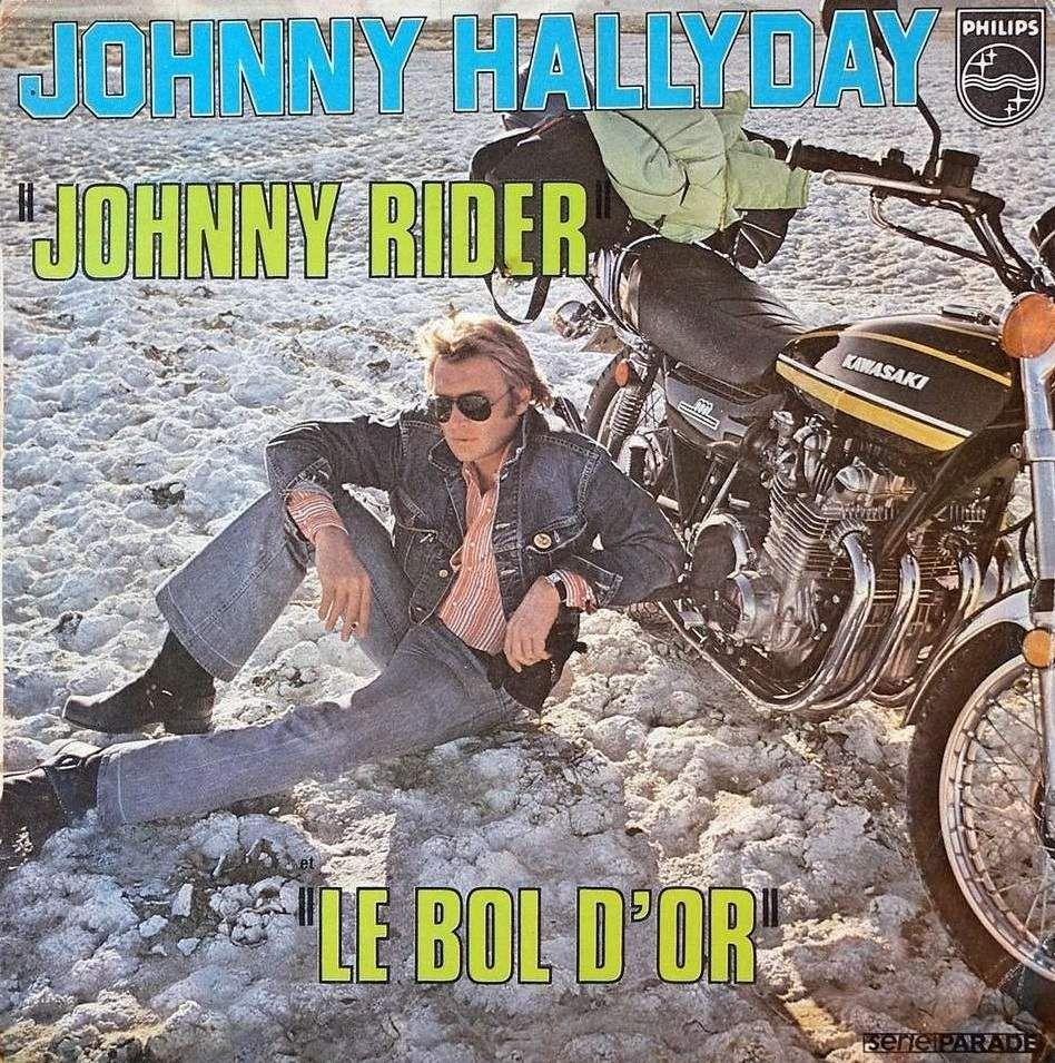 Johnny Rider - Johnny HALLYDAY