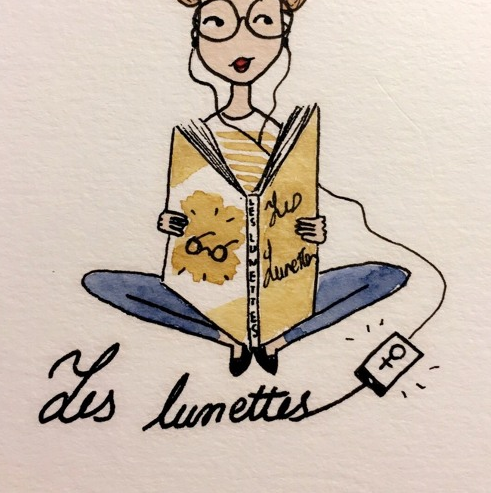 """""""Les lunettes"""", le podcast club de lecture féministe"""