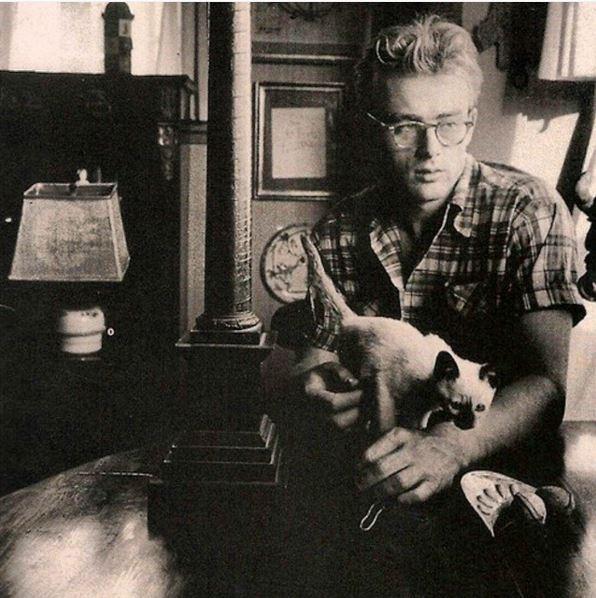 Cette ancienne photo de James Dean a été ressortie des archives