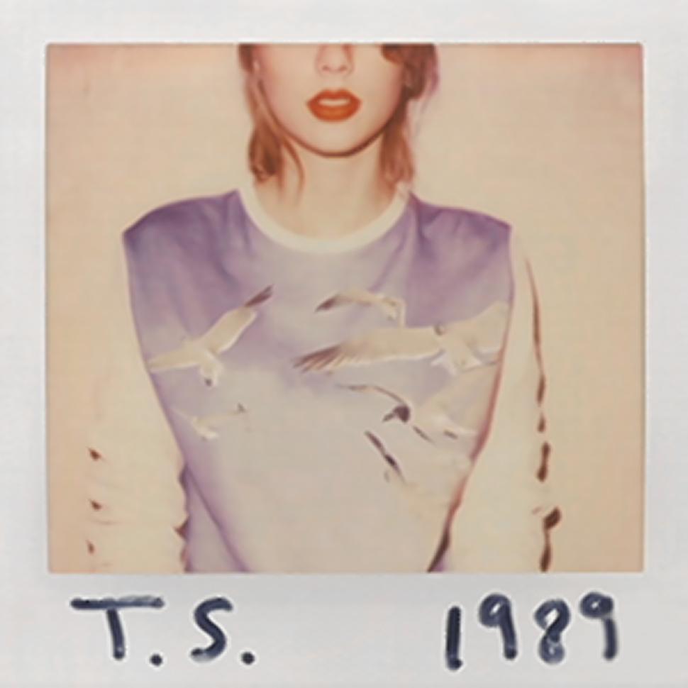 """L'album de Taylor Swift, """"1989"""", à 14,99 euros sur la Fnac"""