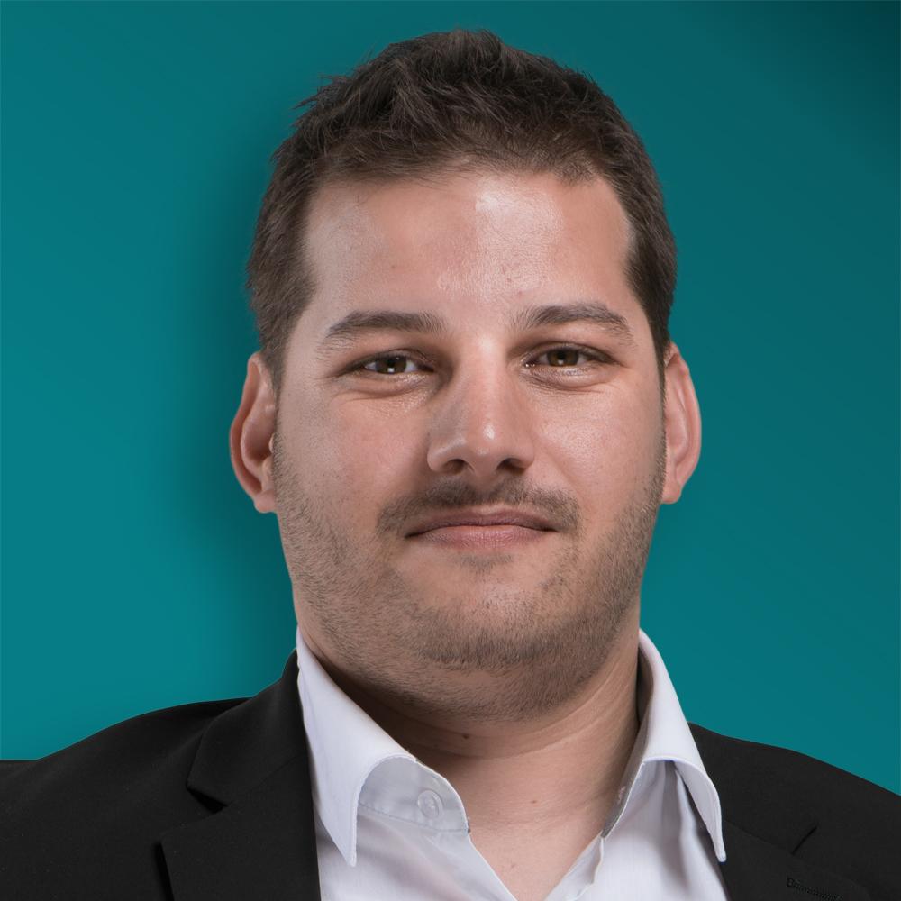 Yvan Hirimiris, tête de liste Union populaire républicaine pour les élections régionales 2015 en Languedoc-Roussillon-Midi-Pyrénées.