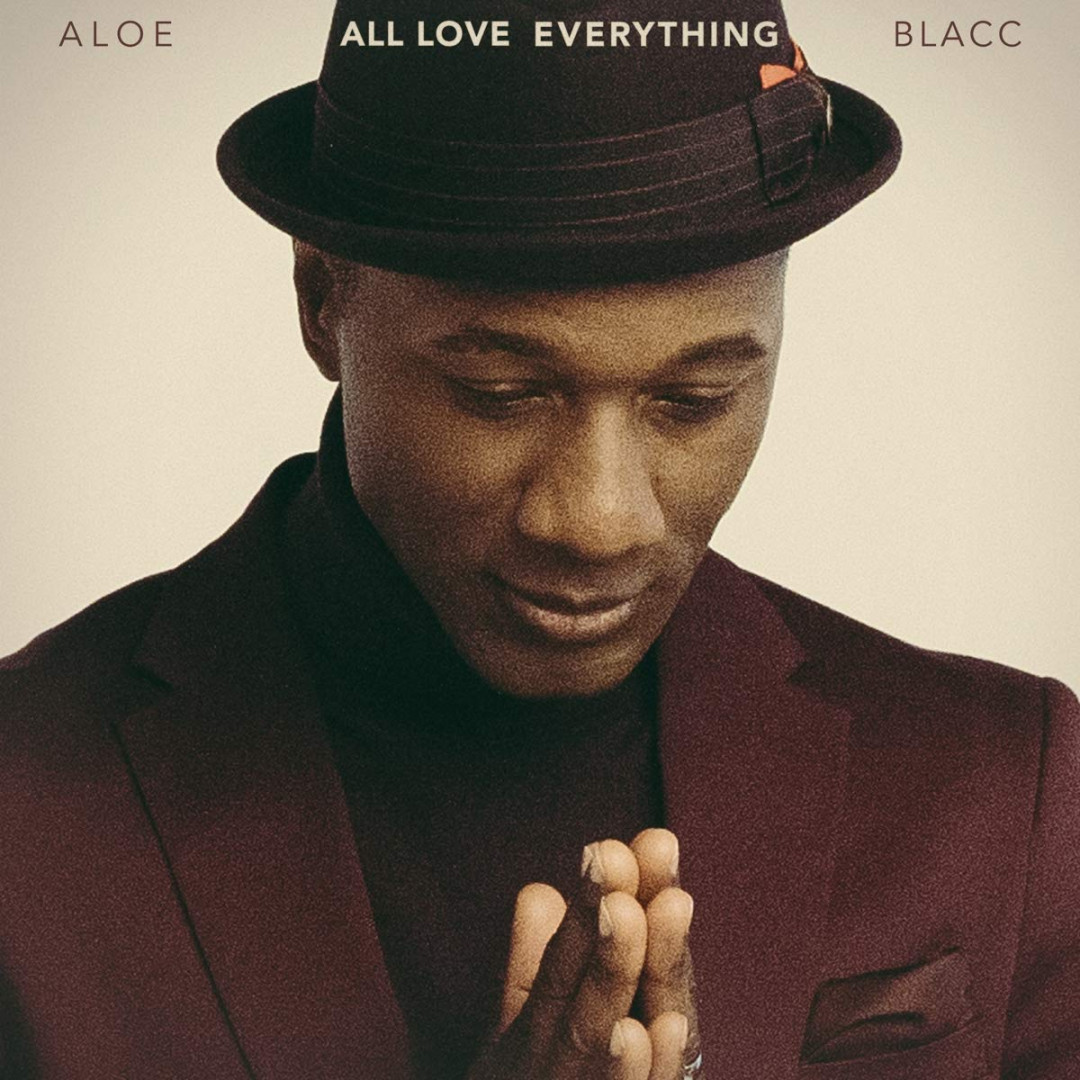 "Aloe Blacc ""All Love Everything"""