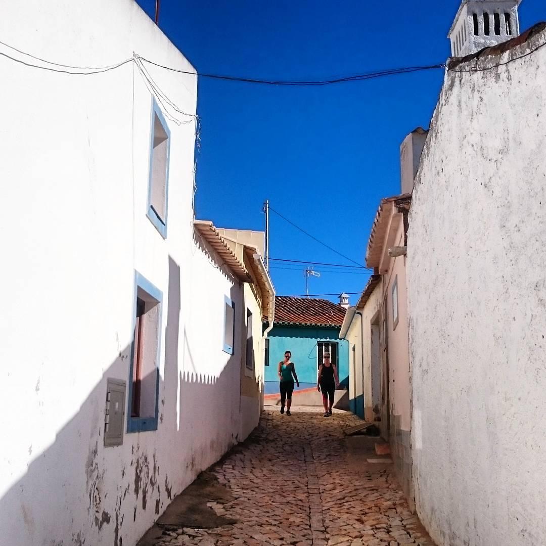 L'Algarve, région du sud du Portugal, sauvage et pittoresque.