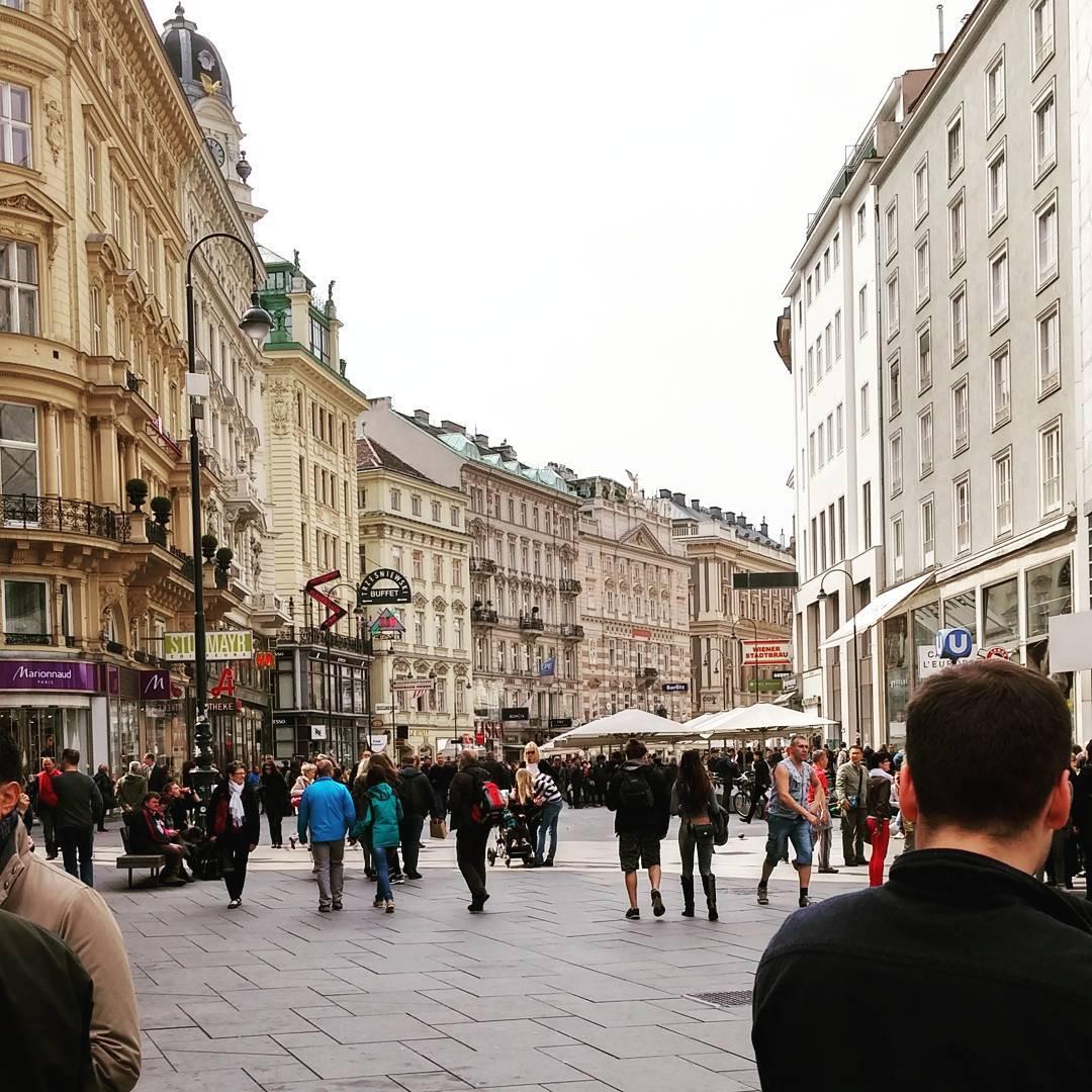 Vienne, un charme en été comme en hiver, parmi les destinations favorites des couples.