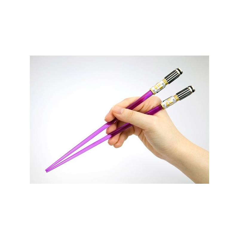 Des baguettes chinoises en forme de sabre laser, 14,9 euros