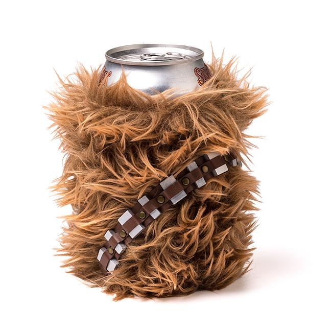 Un refroidisseur de canette Chewbacca, 9,30 euros