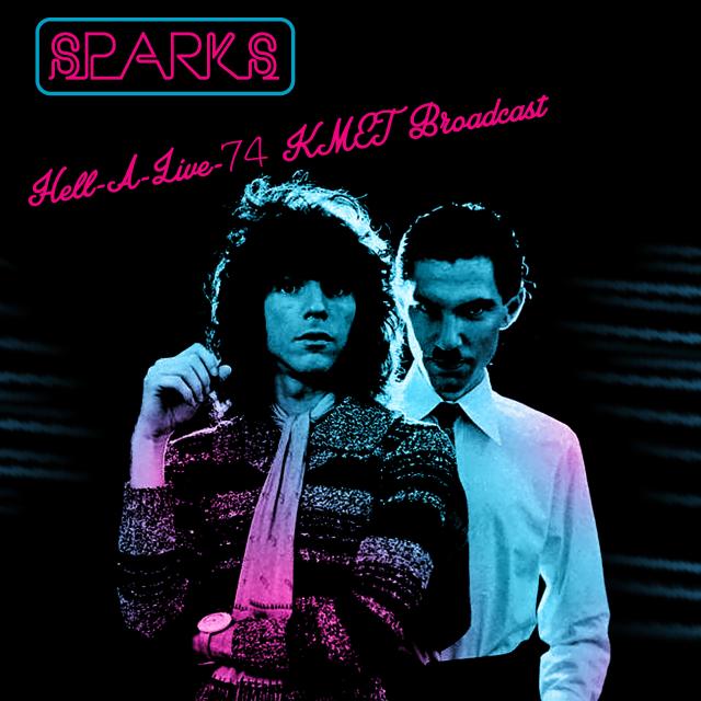 SPAKRS - Hell-A-Live-74