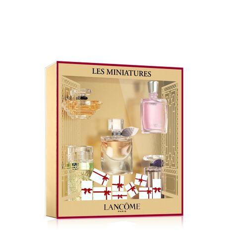 Coffret de miniature de parfum, Lanco^me