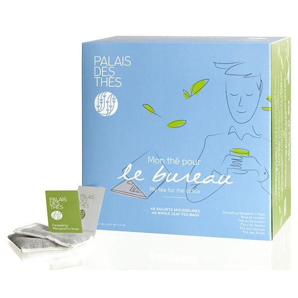 Sélection de 48 sachets de thé pour le bureau, Palais des thés, 26 euros