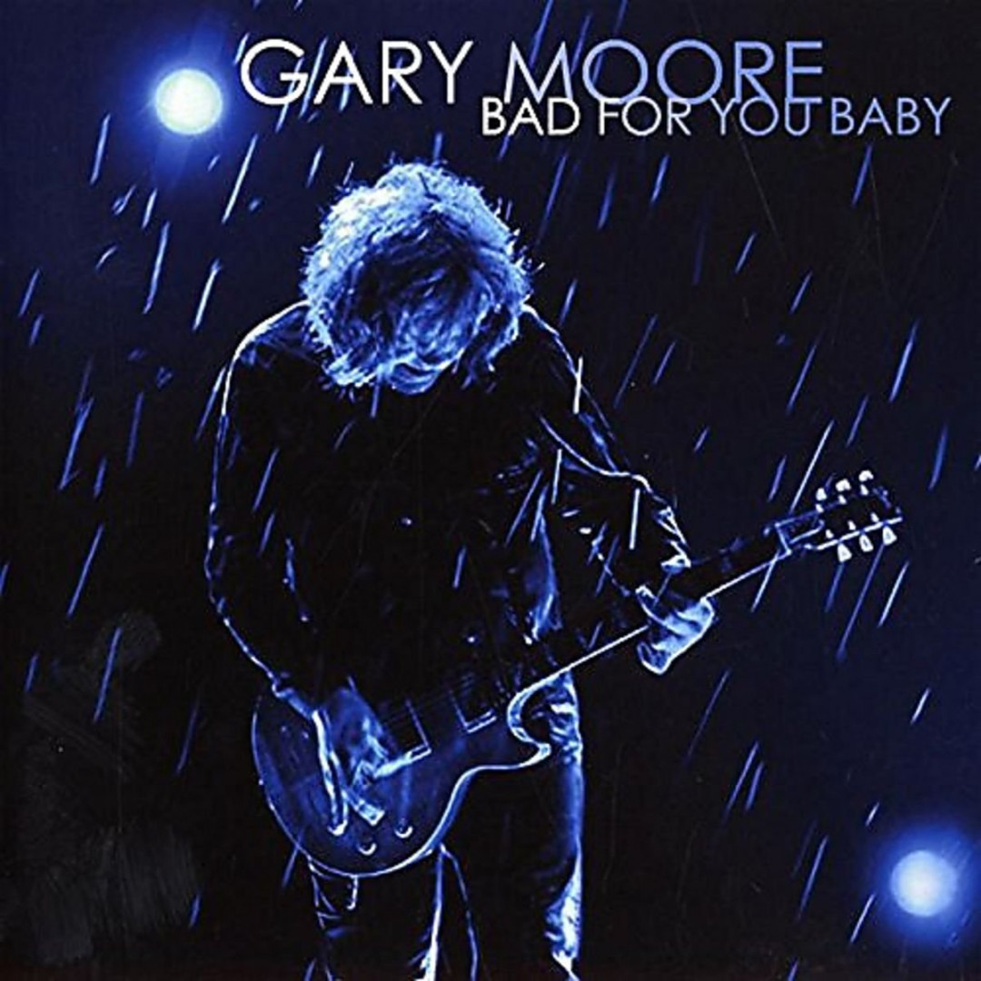 I love you more than you'll ever know - Gary MOORE