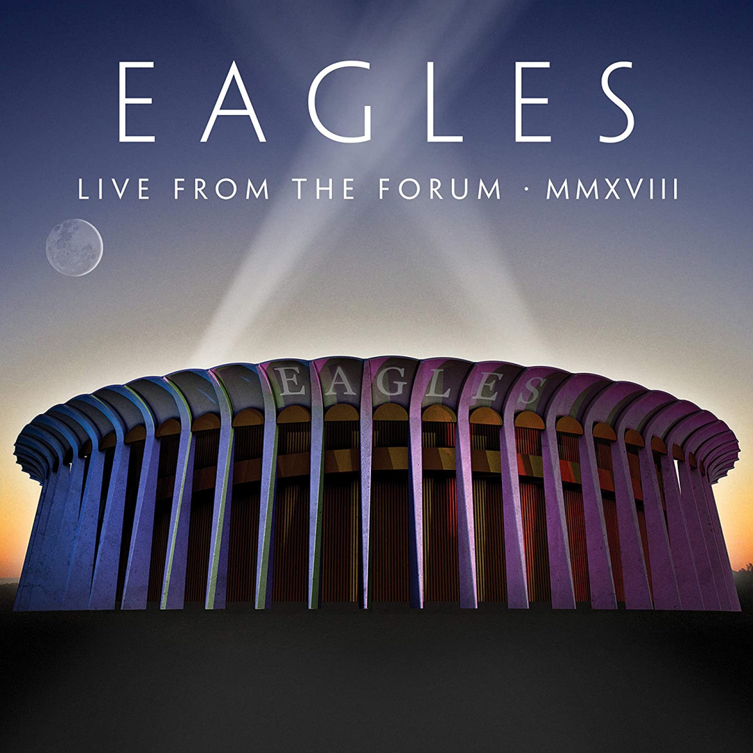 I can't tell you why (Live Forum) - EAGLES