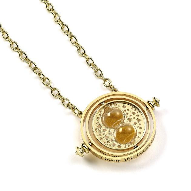 Dasn la catégorie bijoux, il y a le célèbre Retourneur de Temps d'Hermione (de 20 à 70 € en fonction du métal)