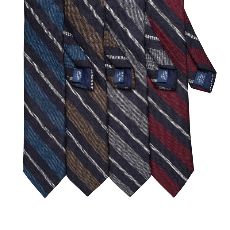 Cravate en laine Atelier Particulier, 49 euros