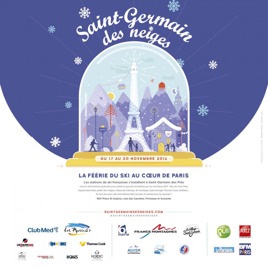 Saint-Germain Des Neiges