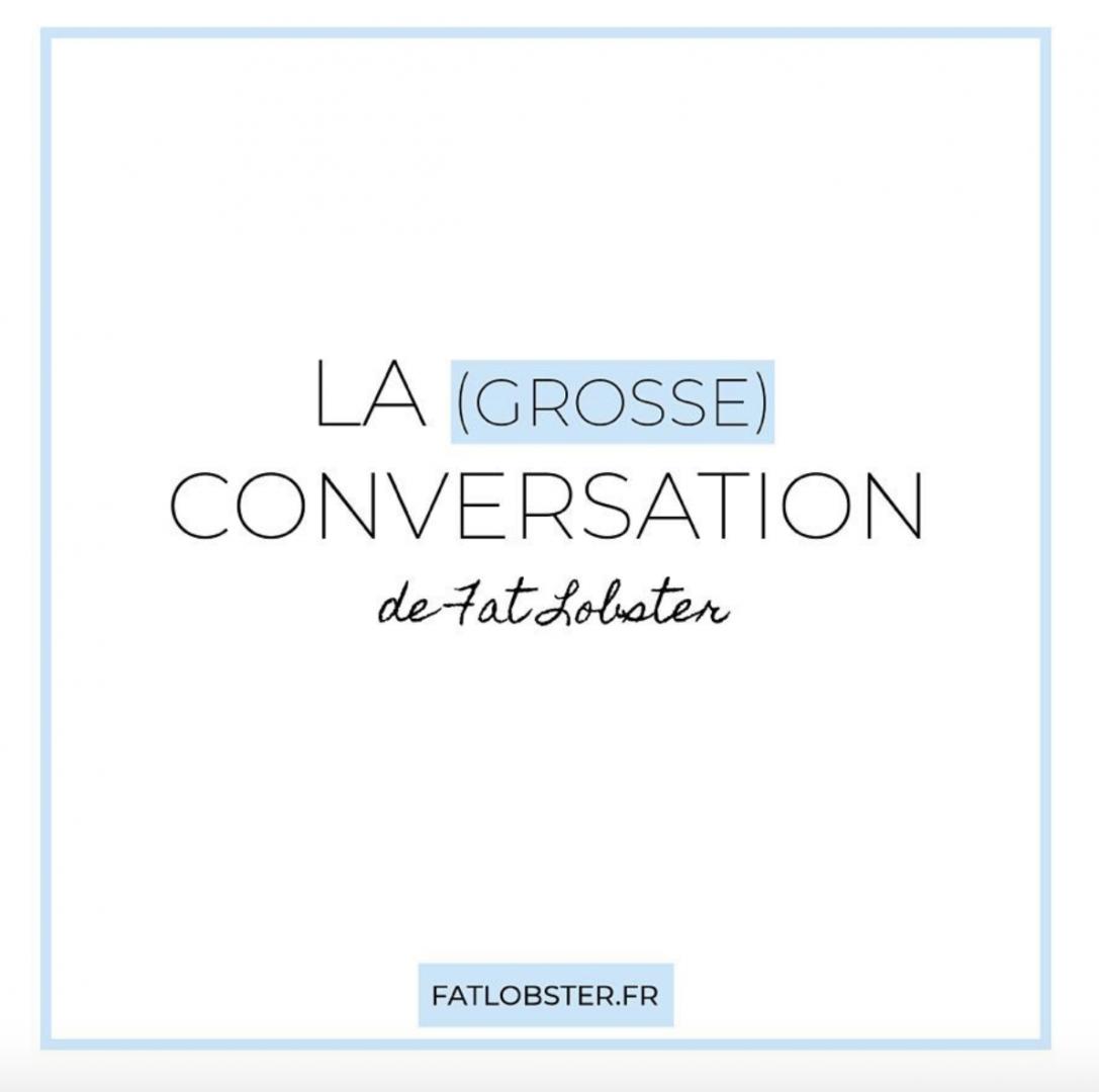 """""""La grosse conversation"""", le podcast qui parle du corps et des complexes"""