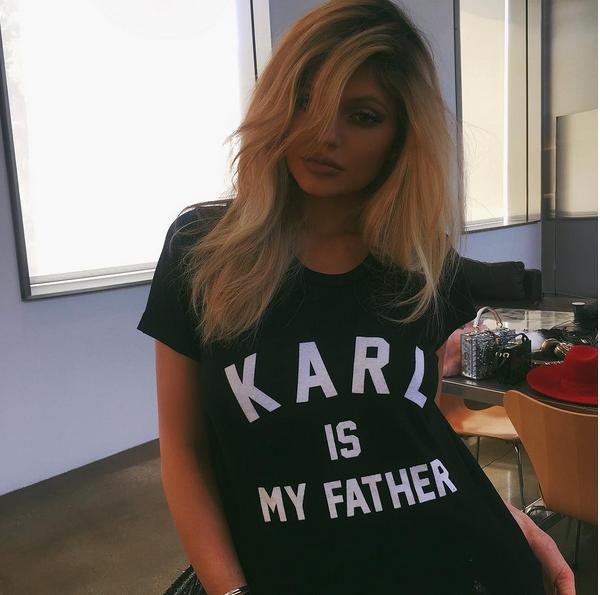 Kylie Jenner est 8e avec 35,5 millions d'abonnés
