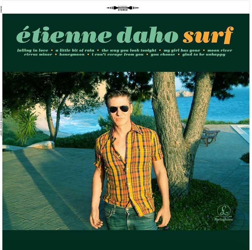 """Etienne Daho """"Surf"""""""