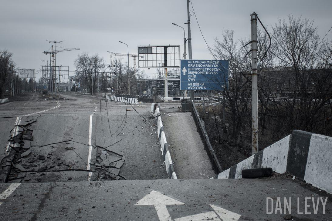 Le Donbass est la région la plus disputée par les deux camps