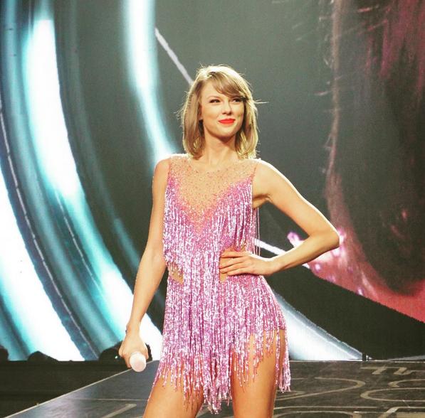 Taylor Swift est la personnalité la plus suivie sur Instagram